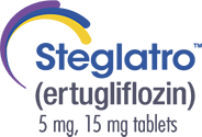 STEGLATRO™ (ertugliflozin) 5 mg and 15 mg Tablets.