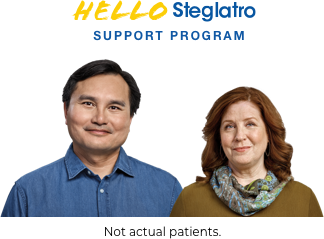 Support Program for STEGLATRO™ (ertugliflozin)